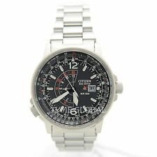 Citizen Promaster BJ7010-59E Eco-Drive Nighthawk Mens Pilot Analog Watch