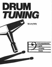 Drum Tuning by Larry Nolly (1988, Paperback)