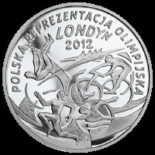Poland / Polen - 10zl Polish Olympic Team – London 2012