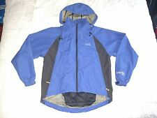 Gore Bike Wear Gore-tex Cycling Jacket Blue Mens Medium