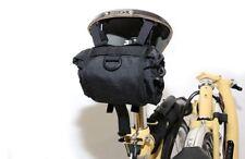 For Brompton Backpack Saddle Bag Bike Bag Folding bag Carrier Helmet ConvertsBag