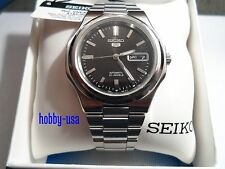 SEIKO  5  SNKK47 Black DIal Stainless Steel SEIKO  Automatic  SNKK47-NEW