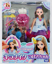 Takara Tomy Licca Doll Kira-make up (Shiny make up) Tsubasa Chan (853114)