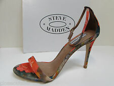 Steve Madden Size 10 M Floral Heels New Womens Shoes