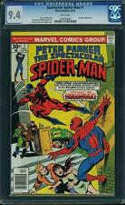 PETER PARKER THE SPECTACULAR SPIDER MAN  #  1  MARVEL 1976  CGC 9.4 NM+