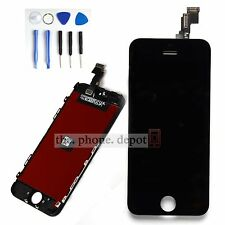 Black Full LCD Touch Screen Digitizer Display Assembly Replacement For iPhone 5C
