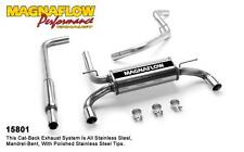 "00-05 Dodge Neon 2.0L Sedan Magnaflow 2.25"" Cat-Back Dual Exhaust System 15801"