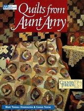 Quilts from Aunt Amy by Tesene, Connie, Etherington, Mary Tendall, Good Book