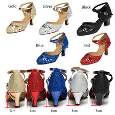 New women's Latin dance shoes female soft outsole salsa shoes tango modern shoes