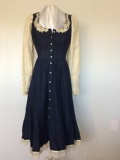 Women's Vintage Dress Gunne Sax