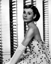 New 8x10 Photo: Golden Age of Hollywood Movie Film Star Actress Audrey Hepburn