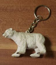 Anhänger Schlüsselanhänger kleiner Eisbär (N9)