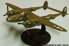 Ixo Altaya 1:72 Lockheed P-38J Lightning 459th  Squadron,Chittatong, India,1944