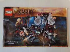 LEGO Instruction Notice The Lord of the Rings Escape from Mirkwood Spider(79001)