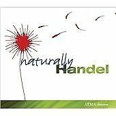 Naturally Handel CD NEW