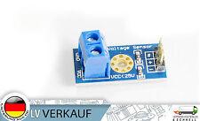 Mini Spannungssensor Voltage Sensor Modul bis 25V für Arduino Mikrocontroller