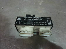 Audi TT 8N 98-06 Mk1 225 Quattro 1.8T /golf mk4 Fan relay switch unit 1J0919506K