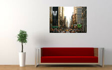 NEW YORK CITY STREET NEW GIANT LARGE ART PRINT POSTER PICTURE WALL