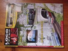 $$5 Loco-Revue N°713 Catenaire Sud-Est  ABJ 1 Electrotren  25150 Savoie  Ponts