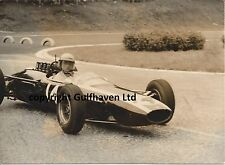 F1 Photo - Phil Hill Cooper-Climax French GP 1964 Rouen