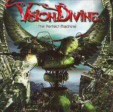 Perfect Machine by Vision Divine (CD, Oct-2005, Scarlet Records (UK))