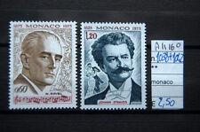 FRANCOBOLLI MONACO NUOVI** N°1038+1042 (A11160)