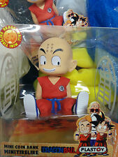 DRAGON BALL Coin Bank - KRILLIN - Anime Manga !!! Authentic !!! BRAND NEW !!!