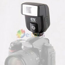 Yinyan Cy-20 Small Mini Hot Shoe Flash Speedlite Para Canon 700d 650d 550