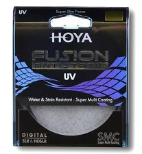 Hoya 52mm Fusion Antistatic UV Filter - NEW UK STOCK