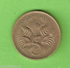 #C20.  ERROR COIN - 1981 AUSTRALIAN 5 CENT