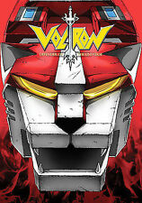 Voltron: Defender of the Universe - Red Lion Set 4 New in Package