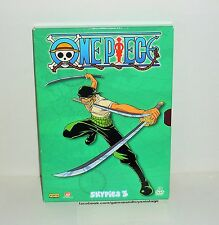 COFFRET 3 DVD VIDEO ONE PIECE SKYPIEA VOL 3 EPISODES 170 A 182