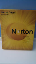 Norton Ghost 15 15.0 Full Version CD & Product Key (NEVER USED)