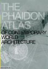 The Phaidon Atlas of Contemporary World Architecture-ExLibrary