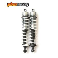 1/8th RC Rallycross Buggy Aluminium Big Bore Shock Absorbers Rear Pair