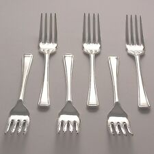 HARLEY Design SHEFFIELD Silver Service Cutlery Six Fish Forks 6½""