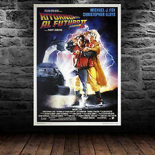 Original Posters Back to the Future II - Ritorno al futuro 100x140 II