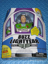Disney Pixar Toy Story Signature Collection Buzz Lightyear Talking New
