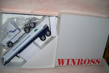 1994 ARL American Road Lines Winross Diecast Flat Bed Trailer Truck Beam Load