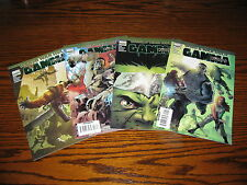 Marvel - WORLD WAR HULK - Gamma Corps 1 - 4 Complete Series!!  Glossy VF 2007