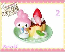 NEW Japan Re-ment Sanrio Miniature My Melody Delicious Foods rement No.02