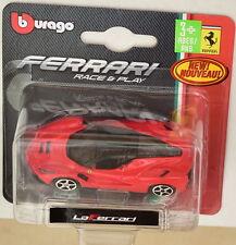 BURAGO FERRARI RACE & PLAY  LAFERRARI