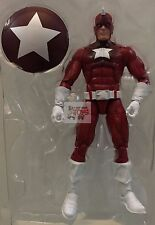 "RED GUARDIAN Civil War Marvel Legends WAVE 2 2016 6"" inch LOOSE FIGURE"