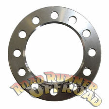 PAIR 6mm ALLOY WHEEL SPACERS for Nissan Patrol GQ Y60 4x4 Ford Maverick