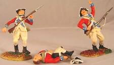 CONTE THE PATRIOT REVOLUTIONARY WAR PAT217 BRITISH REDCOATS WOUNDED SET MIB