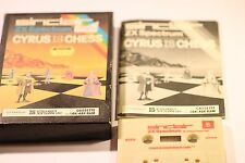 CYRUS IS CHESS SINCLAIR ZX SPECTRUM 16K 48K BY IS SOFTWARE BIG BOX CASSETTE GAME