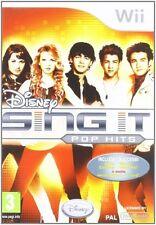 Disney Sing It! 2 Pop Hits Nintendo Wii IT IMPORT WALT DISNEY