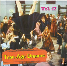 V.A. - TEEN-AGE DREAMS Vol.17 Popcorn & Teenage CD