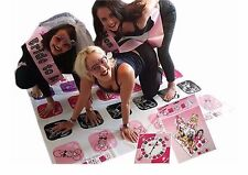 Spin the Willy Game Mix Up Tangle Twist Hen Stag Night Party Fun Accessories