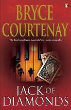 Jack of Diamonds By Bryce Courtenay, Like new, free shipping+ tracking